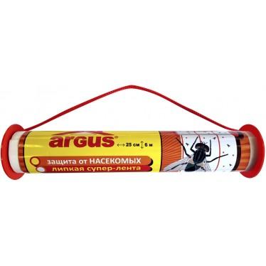 Аргус ролик липкой ленты 6м*25см