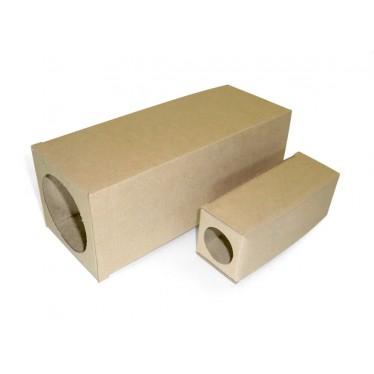 Контейнер картонный для крыс