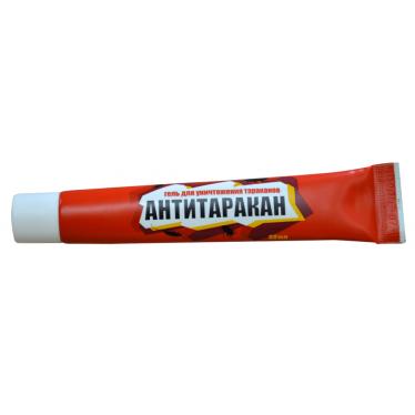 Антитаракан-гель, туба 70гр