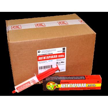 Антитаракан-гель, шприц 30гр